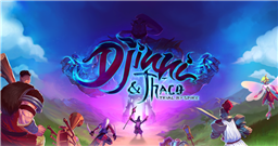Tower Defence Title Djinni & Thaco: Trial By Spire Coming to PC VR in Q2 2020