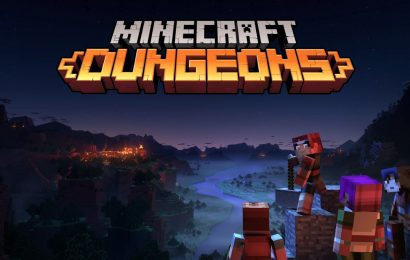 Minecraft Dungeons Release Date Delayed to May