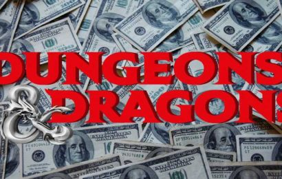 Dungeons & Dragons Had Its Best-Ever Year Of Sales In 2019