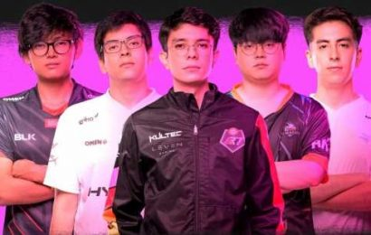 Gillette Infinity Esports returns to first place in LLA standings