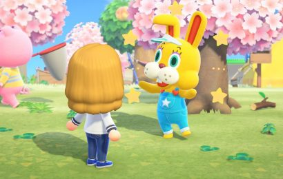 Animal Crossing's Zipper is scaring fans, despite his efforts