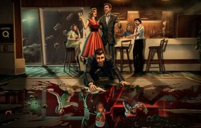 High-Society Terror (& Fun) Comes To First Class Trouble, Hitting Alpha Next Month