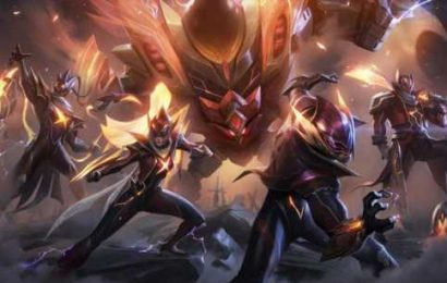 FunPlus Phoenix 2019 World Championship skins revealed