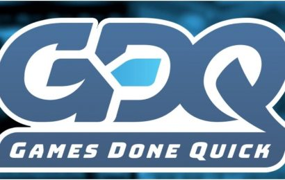 Games Done Quick Takes On COVID-19 This Month