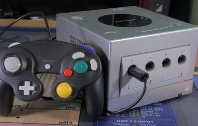 Talented Modder Turns Classic GameCube Console Into a Modern PC