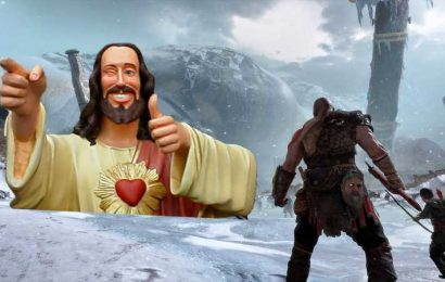 Christianity Is A Part Of God Of War Canon