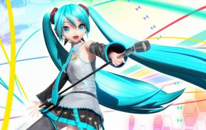 Hatsune Miku: Project DIVA Megamix Dropping May 15th, Demo Now Available