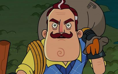 The Hello Neighbor Animated Series Looks Pretty Much As Expected (& That's A Good Thing)