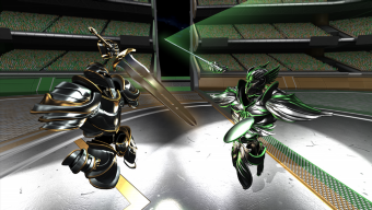 Ironlights' VR melee shenanigans launches April 9, with crossplay for multiplayer