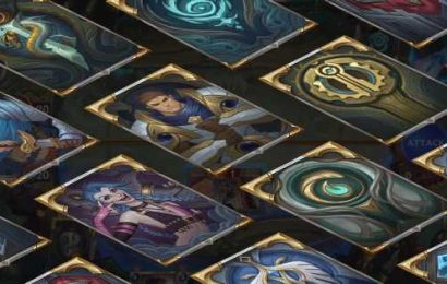Legends of Runeterra launches this week, adds new set of cards
