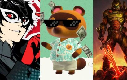 March's Biggest Video Games, Ranked By Metacritic Score