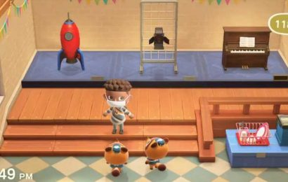 Animal Crossing: New Horizons – The Cool Musical Detail in Nook's Cranny