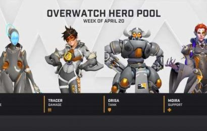 Overwatch's Hero Bans for next week will include Echo