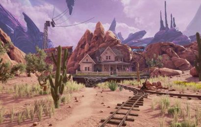 Myst Successor Obduction Now Available On Xbox