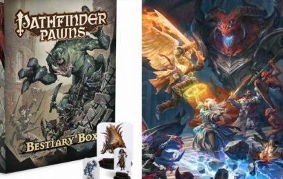 D&D DM Pro-Tip: Pathfinder Pawns Give You An Army Of Minis For Less Than $20