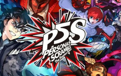 Persona 5 Scramble Localization Seemingly Confirmed by Koei Tecmo