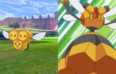 Pokémon Sword & Shield: How To Find & Evolve Combee Into Vespiquen