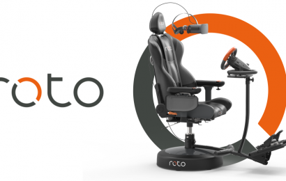Interactive Chair Maker Roto VR Raises £1.5 million, Eyes Consumer Product Launch