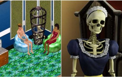 10 Most Iconic Objects In The Sims Franchise