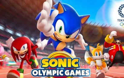 Sonic Does The Olympics Alone In New Trailer