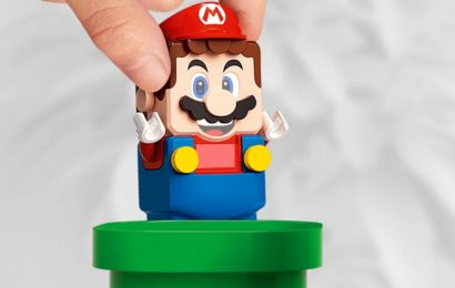 Lego Super Mario Launches In August, Two Expansion Sets Announced