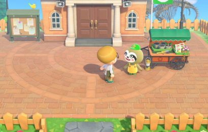 Animal Crossing: New Horizons update will add an expanded museum, garden shop, and Redd