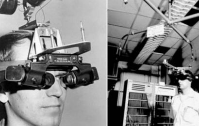 VR Has Been Around Since The 1950s