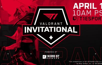 T1 Partners With Nerd Street Gamers to Host VALORANT Invitational