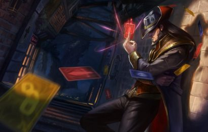Twisted Fate stacks the deck as Legends of Runeterra's latest champion