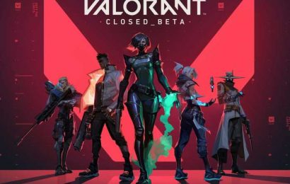 Valorant esports competitive scene may already be in development