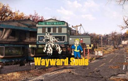 Fallout 76: How To Complete The Wayward Souls Quest