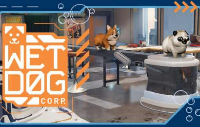 Wet Dog Corp is the First VR Project From Ringling College Students