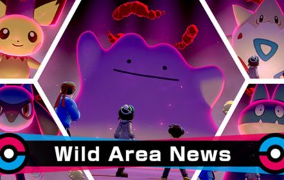 Pokémon Sword & Shield Max Raids Are All About Baby Pokémon Right Now