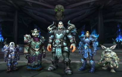 Shadowlands is bringing back tons of tools and toys to World of Warcraft classes