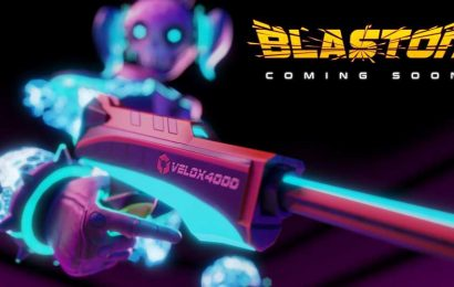 Blaston is the Next VR Game from Resolution Games, Teaser Trailer