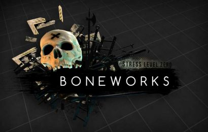 Boneworks Update to Bring New Weapon, Maps, & Physics Tweaks
