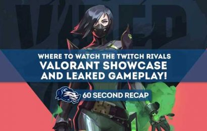 Daily News Recap: Valorant Showcase and leaked gameplay! – Daily Esports