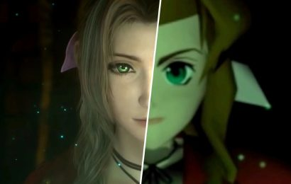 Watch: Final Fantasy VII Remake Vs. The Original