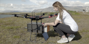 Flytrex launches drone delivery service in Grand Forks, North Dakota