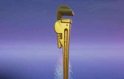 Fortnite: Where To Find Golden Pipe Wrenches