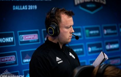 Renegades add mithR as coach for ESL One: Road to Rio event