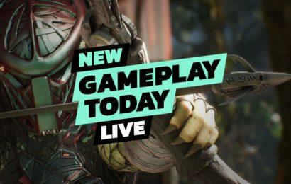 New Gameplay Today — Predator: Hunting Grounds