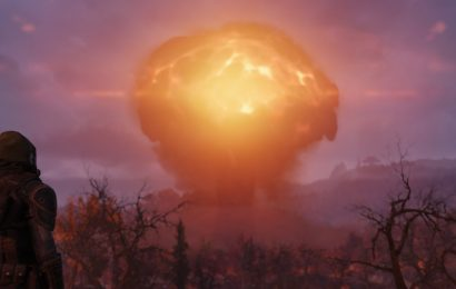 Fallout 76 NPCs are pretty chill about getting nuked