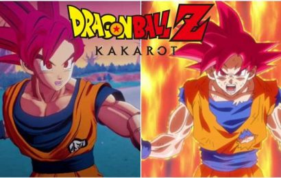 How Dragon Ball Z: Kakarot's DLC Changes Super Saiyan God's Origin