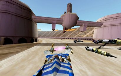 Star Wars Episode I: Racer Hits PS4 And Switch In May