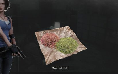 Resident Evil 3: Herb Combination Guide