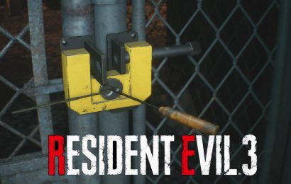 Resident Evil 3: Where To Get The Lockpick