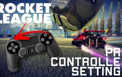 Rocket League Guide: Professional Controller Setup – Daily Esports