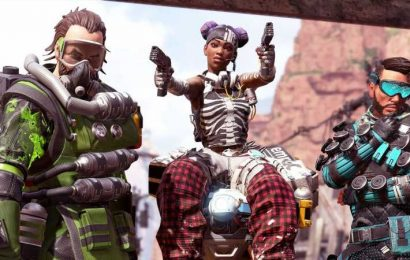Apex Legends Global Series Adds Three Events, Moves Tournament Series Online