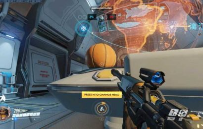 Overwatch PTR Update Lets Players Keep The Ball Rolling By Respawning Basketballs